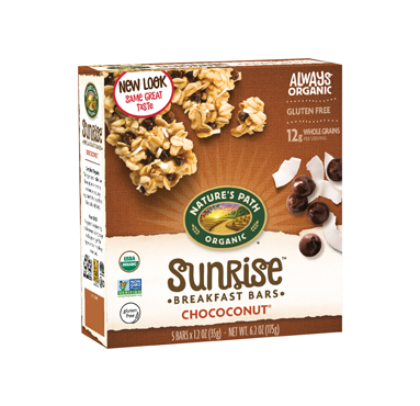 NATURE'S PATH Chococonut Granola Bars