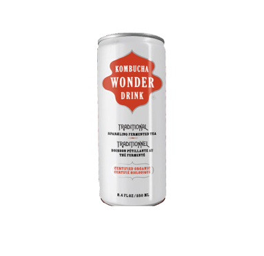 Wonder Drink Kombucha | Traditional
