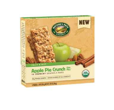 NATURE'S PATH Apple Pie Crunch