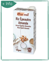 ECOMIL Spelt, Rice and Almond Milk