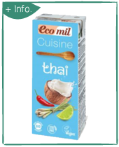 ECOMIL Thai Cooking Sauce