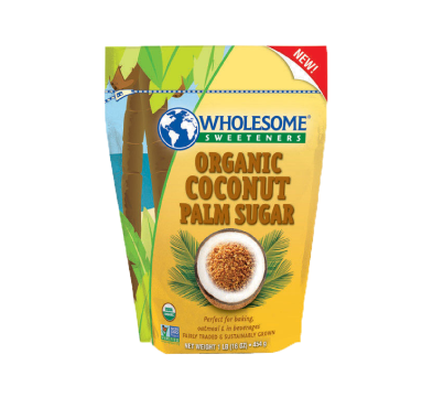 Wholesome Sweeteners Coconut Palm Sugar